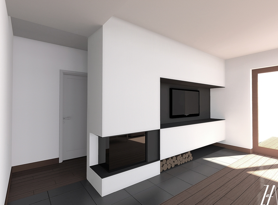 Kolor biały w domu